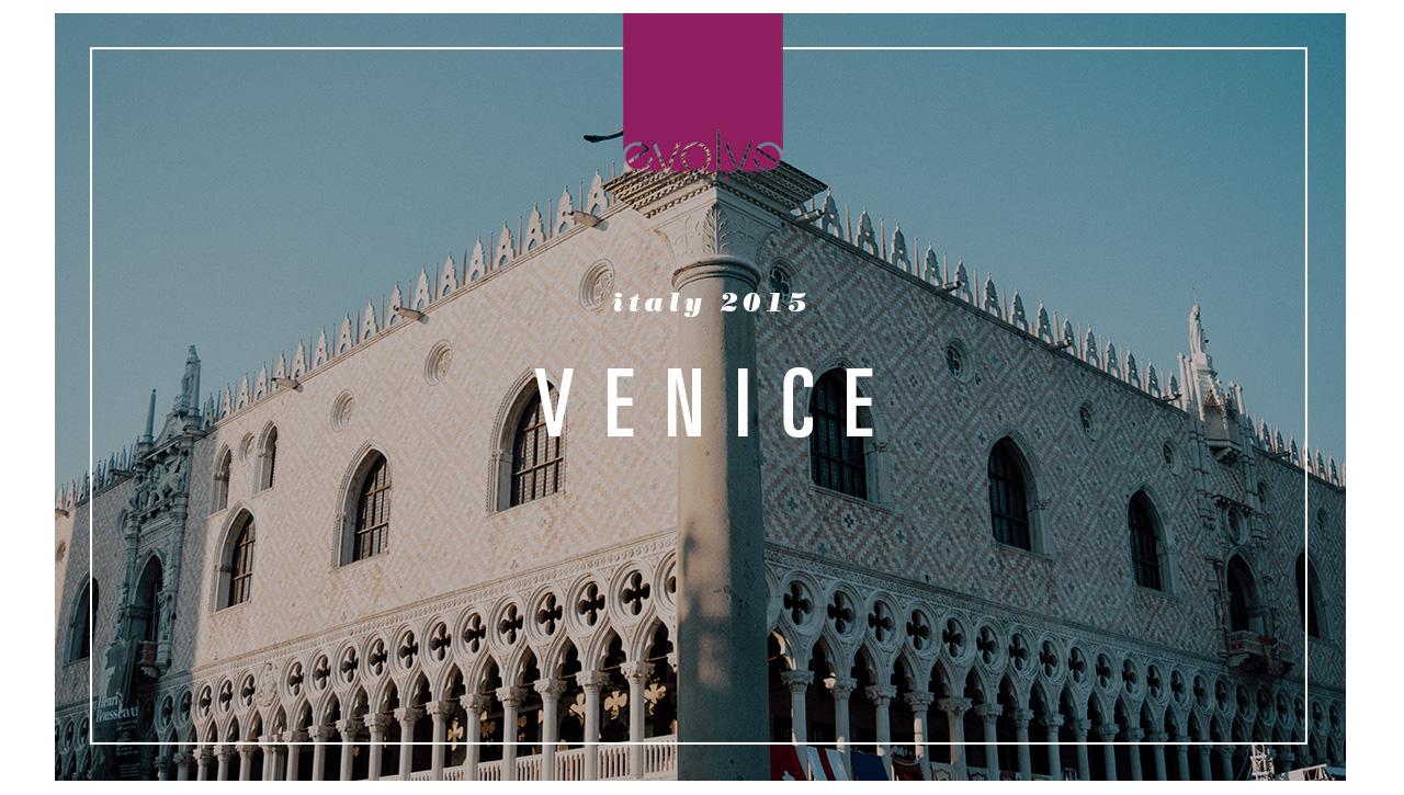 Venice title slide