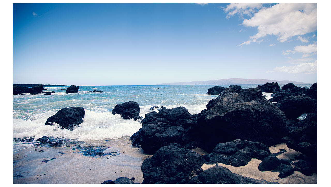 Maui, Hawaii landscape