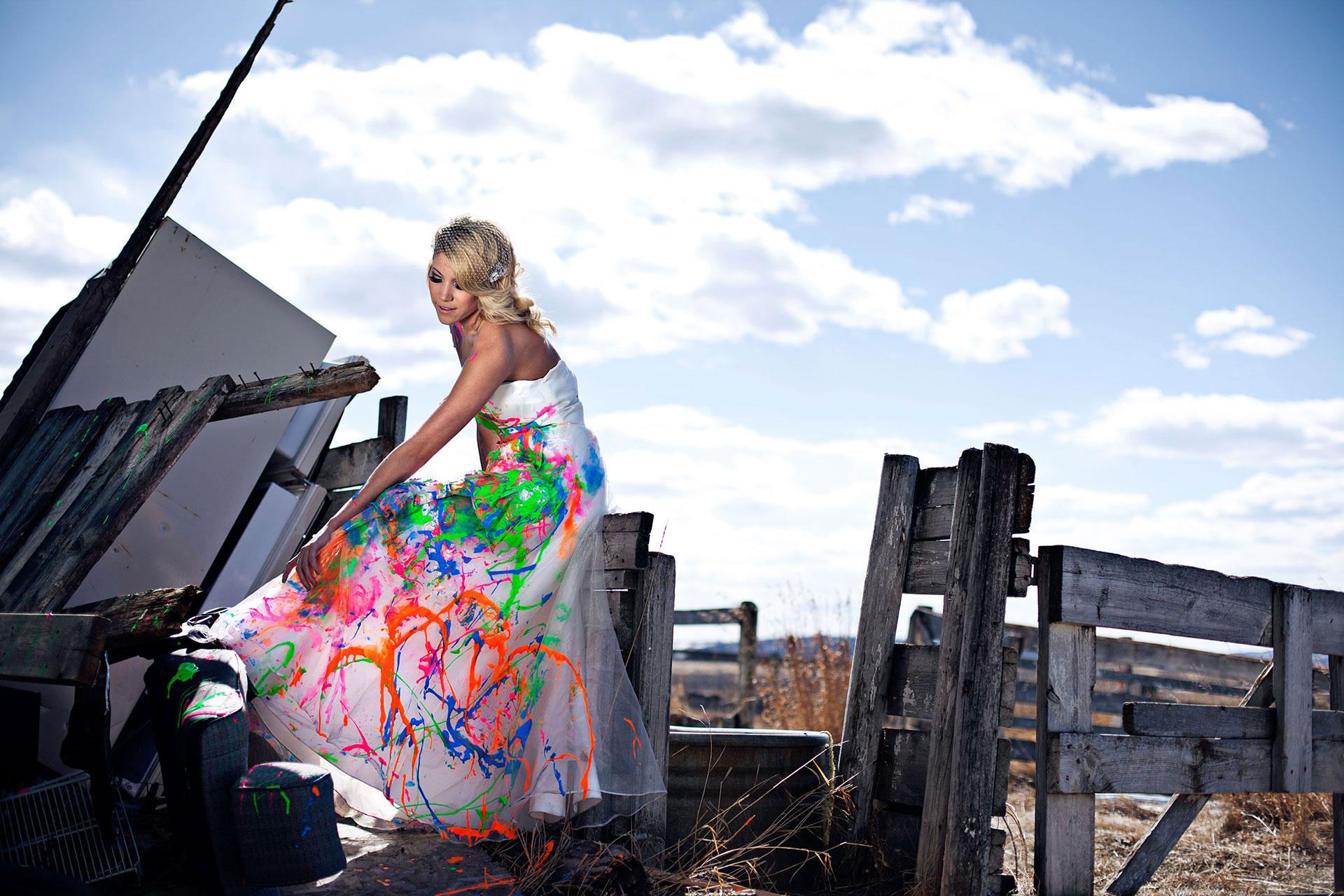 Trash the Dress