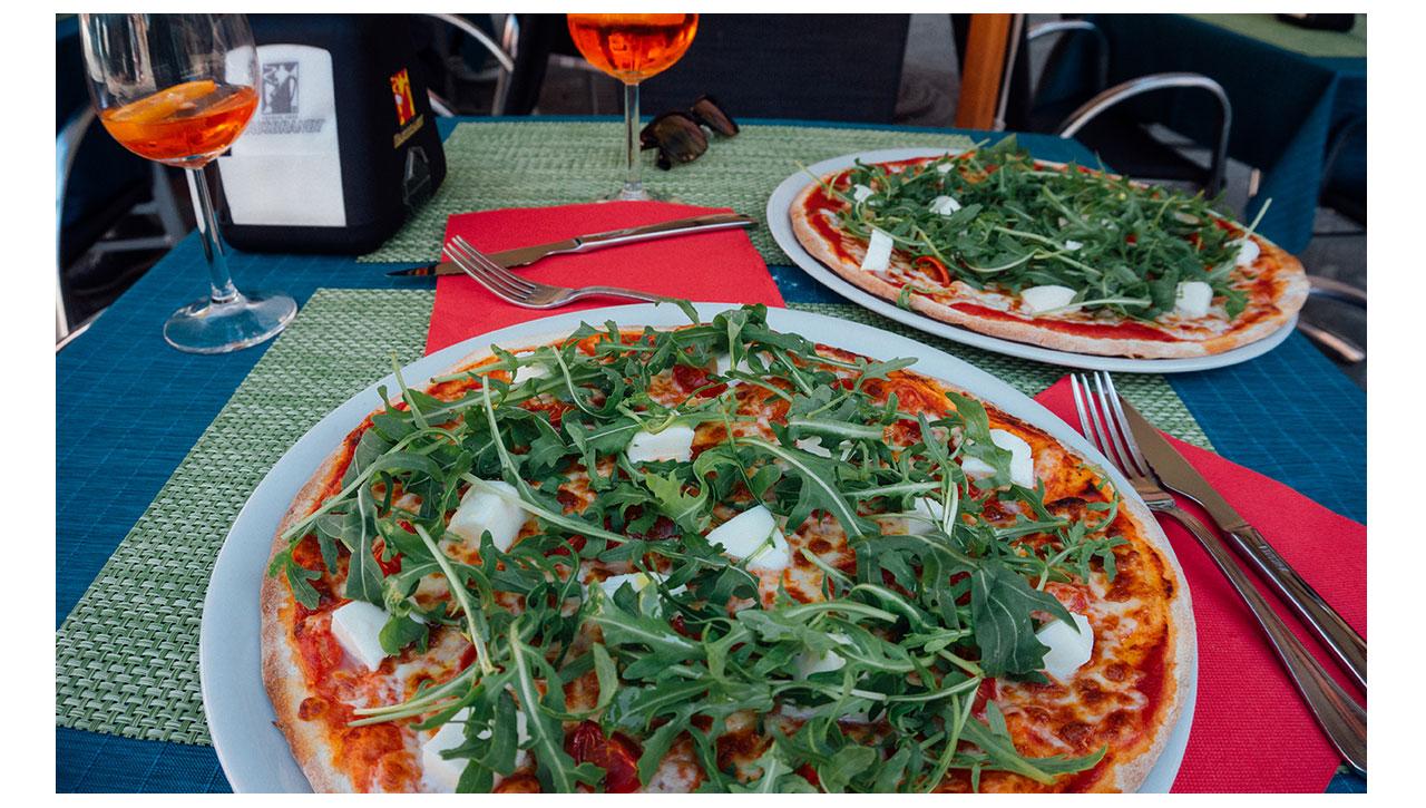 Neapolitan Style pizza Venice