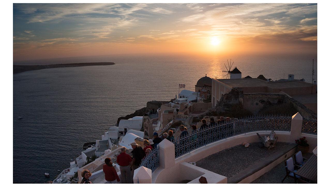 Oia_Sunset