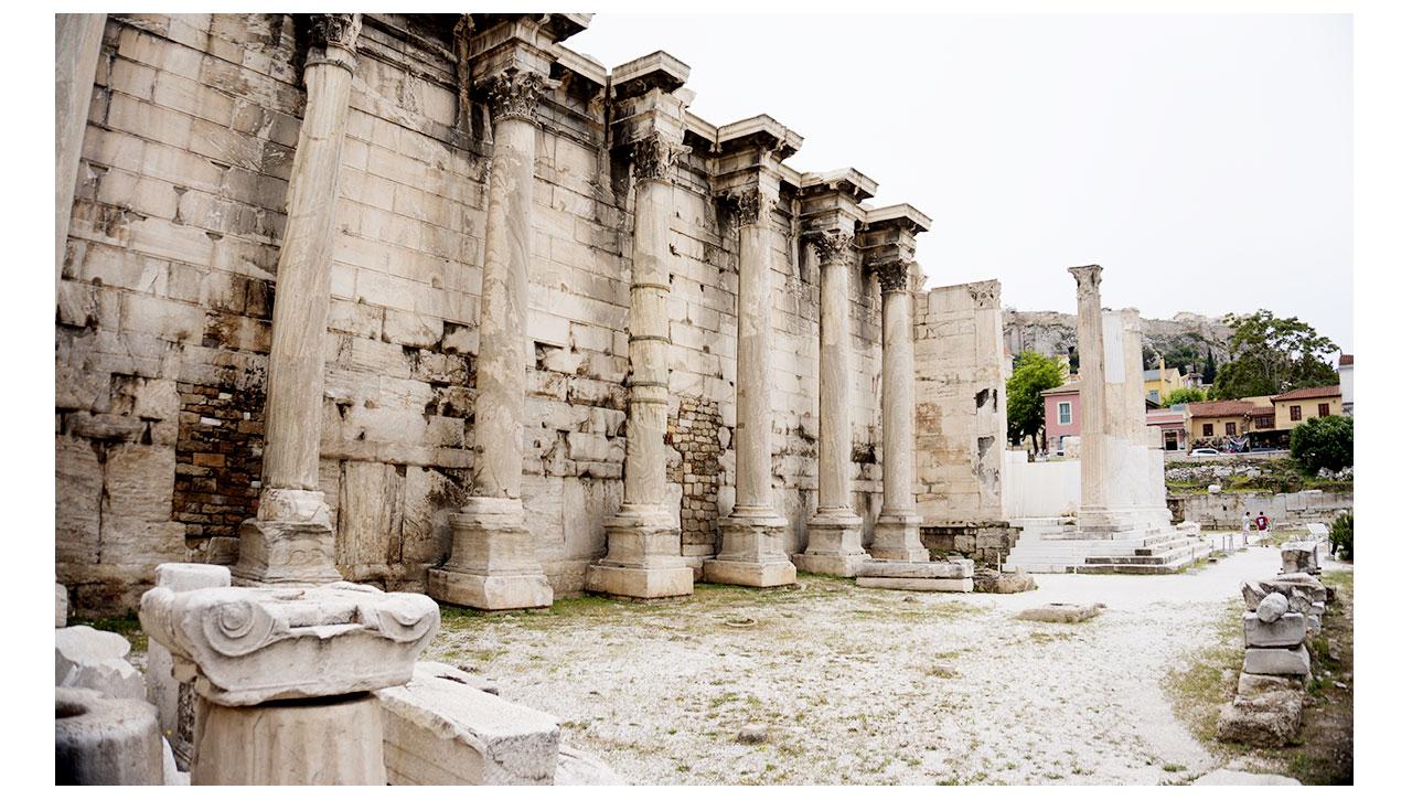 Athens_Ruins