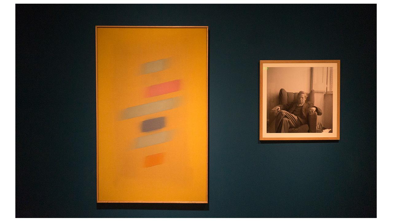Jackson Pollock exhibition Venice